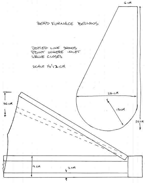 blacksmith bellows plans