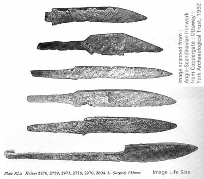Image result for viking seax